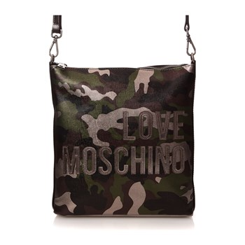 Love Moschino - Sac bandoulière - army