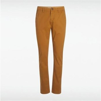 Bonobo Jeans - Pantalon chino coupe straight - ocre