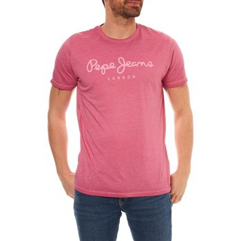 Pepe Jeans London - West Sir - T-shirt manches courtes - rose