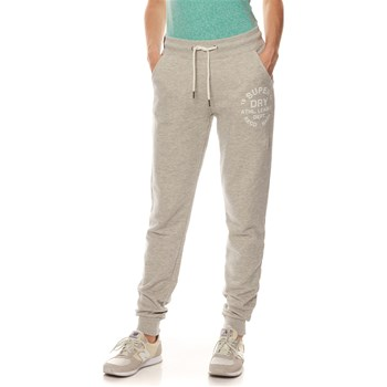 Superdry - Pantalon jogging - gris