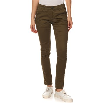 Superdry - International Sweet - Pantalon chino - kaki