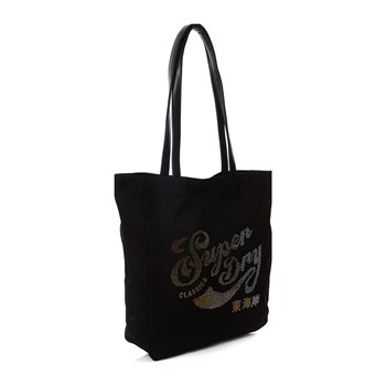 Superdry - Shopping bag - nero