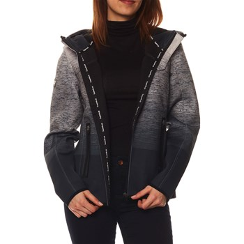 Superdry - Soft Windtrekker - Jack - zwart