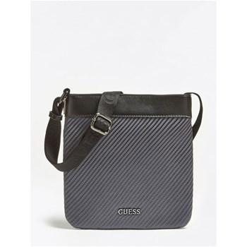 Guess - Sac bandoulière global - gris