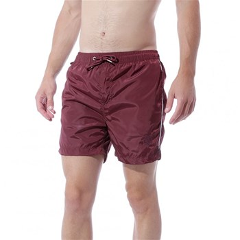 Crossby - Boardshort - rouge
