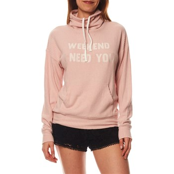 Undiz - Montainiz weekendiz - Sweat - rose