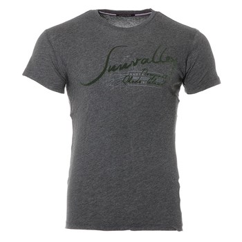 Sun Valley - T-shirt manches courtes - gris
