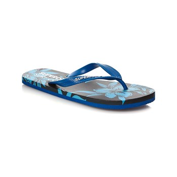 Superdry - Chanclas - azul