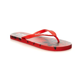 Superdry - Tongs - rouge