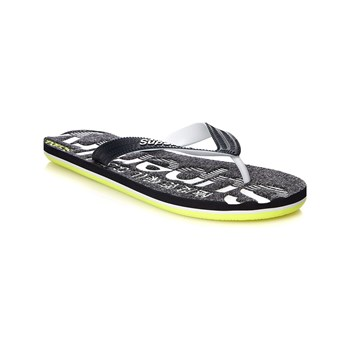 Superdry - Chanclas - negro