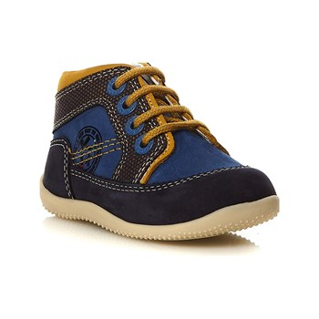 Kickers - Biboy - Bottines - bleu