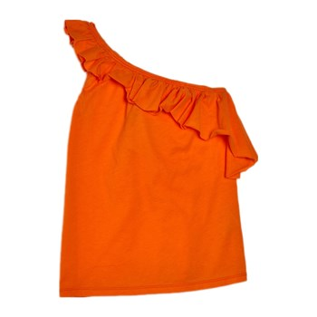 Benetton - Zerododoci - Top - orange
