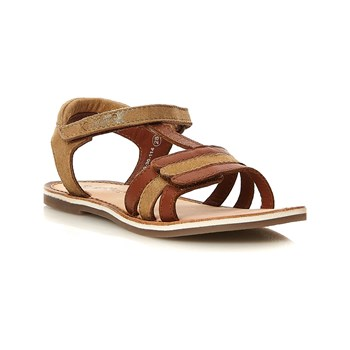Kickers - Diamanto - Sandalen - kamelfarben