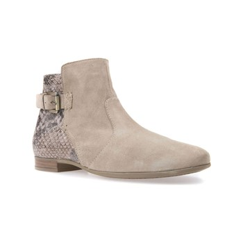 Geox - Marlyna - Bottines en cuir - marron