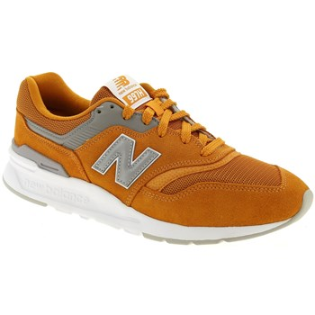 New Balance - Baskets basses - orange