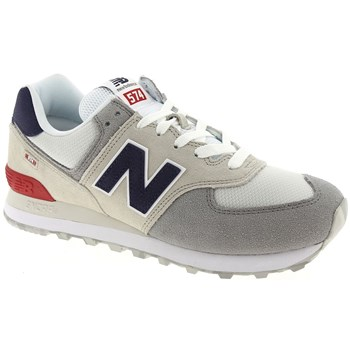 New Balance - Baskets basses - noir