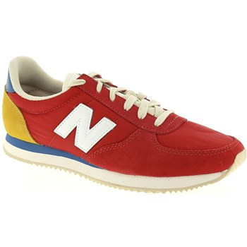 New Balance - Baskets basses - rouge
