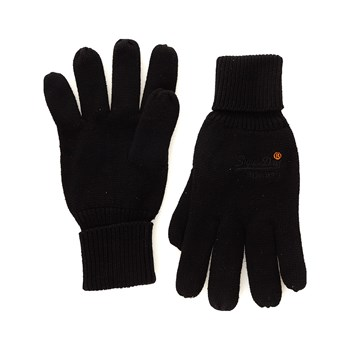 Superdry - Guantes - negro
