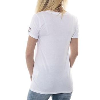 Teddy Smith - T-shirt manches courtes - blanc