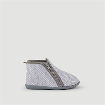 Bout'Chou - Chaussons - gris