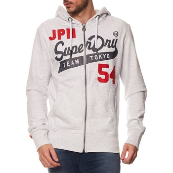 Superdry - Sweat - gris chine