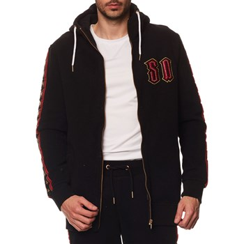 Superdry - Sweat à capuche - noir
