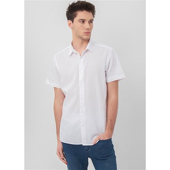 Best Mountain - Chemise manches courtes - blanc