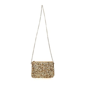Moa - Chic party - Sac pochette - or