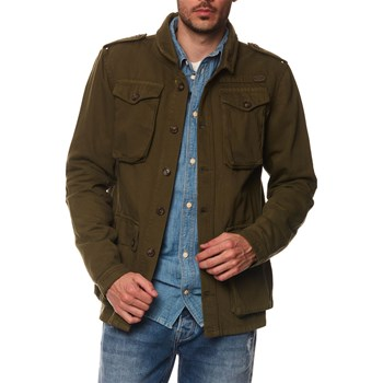 Pepe Jeans London - Stash - Veste - kaki