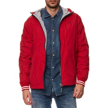 Pepe Jeans London - Agar - Coupe-vent - rouge
