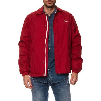 Pepe Jeans London - Lukin - Coupe-vent - rouge