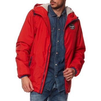 Pepe Jeans London - Franks - Coupe-vent - rouge