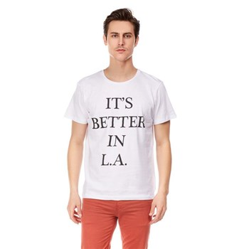 Best Mountain - T-shirt manches courtes - blanc