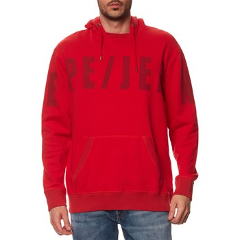 Pepe Jeans London - Corpid - Sweat à capuche - rouge