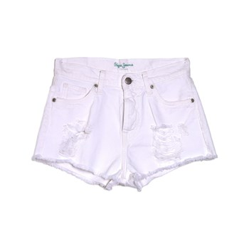 Pepe Jeans London - Patty - Short - blanc