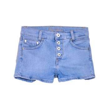 Pepe Jeans London - Cream brilliant - Short - jeansblau