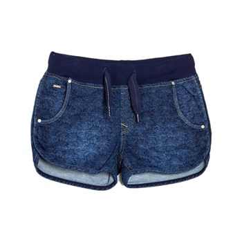 Pepe Jeans London - Gizelle Waves - Short - bleu jean