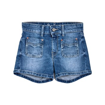 Pepe Jeans London - Groovy Love - Short - jeansblau