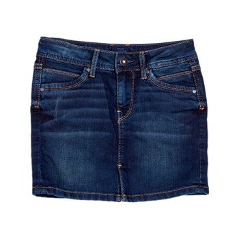 Pepe Jeans London - Monia - Gonna di jeans - blu jeans