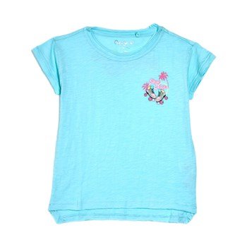 Pepe Jeans London - Jaidy - T-shirt manches courtes - turquoise