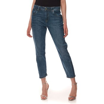 Pepe Jeans London - Violet - Jean mom - bleu jean