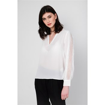 Best Mountain - Blouse - blanc