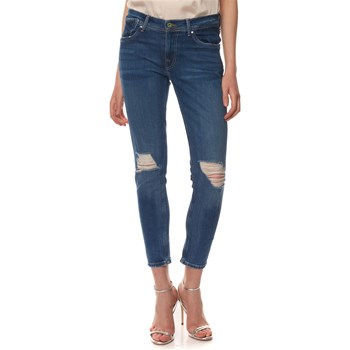 Pepe Jeans London - Joey Eco - Jean boyfriend - bleu jean