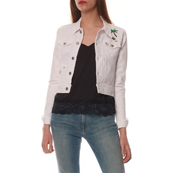 Pepe Jeans London - Frida - Giacca in jeans - bianco