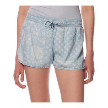 Pepe Jeans London - Valentina - Short - bleu jean