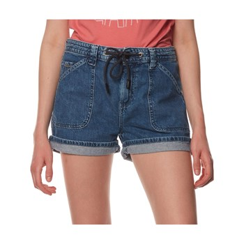 Pepe Jeans London - Joya - Short - bleu jean