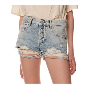Pepe Jeans London - Bonita - Short - azul jean