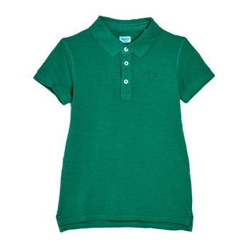 Pepe Jeans London - Theo - Polo manches courtes - vert