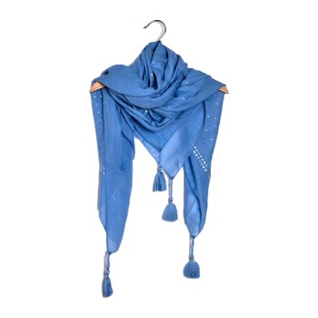 Pepe Jeans London - Foulard - bleu