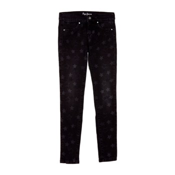 Pepe Jeans London - Cutsie - Jeans slim - nero